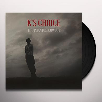 K's Choice PHANTOM COWBOY Vinyl Record