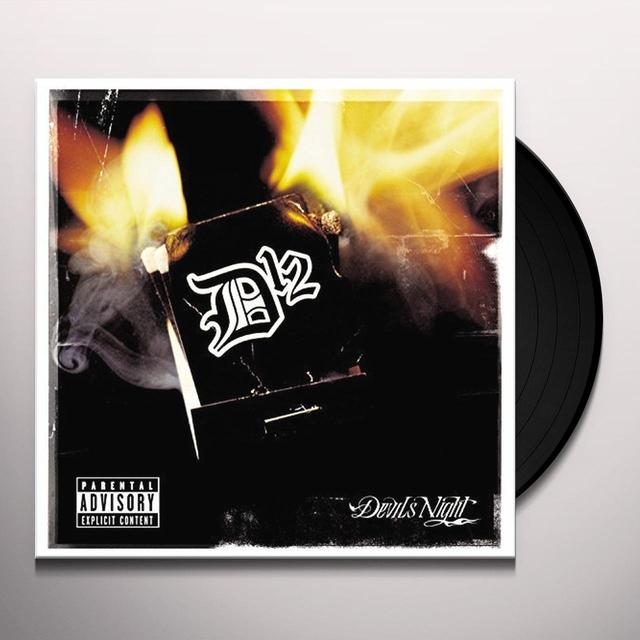 D12 DEVIL'S NIGHT Vinyl Record