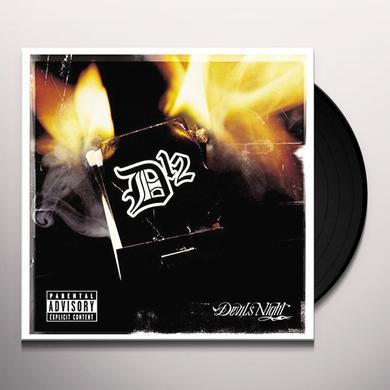 D12 DEVIL'S NIGHT Vinyl Record