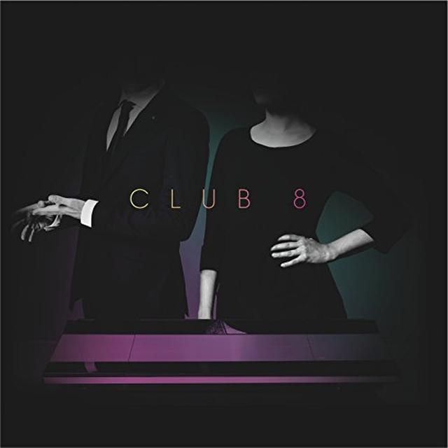 Club 8 PLEASURE Vinyl Record