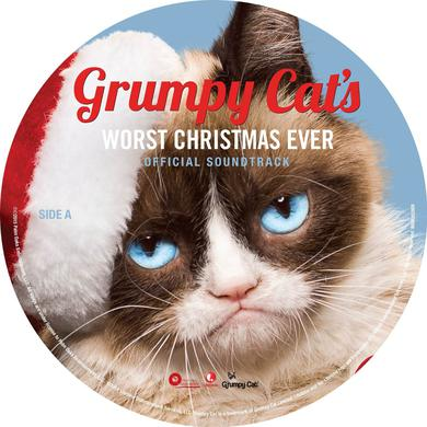 GRUMPY CAT'S WORST CHRISTMAS EVER / VARIOUS Vinyl Record