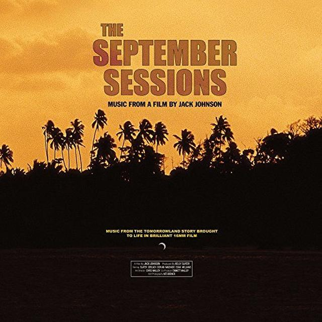 SEPTEMBER SESSIONS / O.S.T. (REIS) SEPTEMBER SESSIONS / O.S.T. Vinyl Record - Reissue