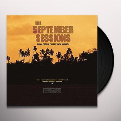 SEPTEMBER SESSIONS / O.S.T. (REIS) SEPTEMBER SESSIONS / O.S.T. Vinyl Record