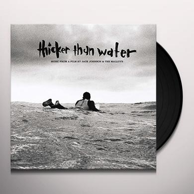 THICKER THAN WATER / O.S.T. Vinyl Record