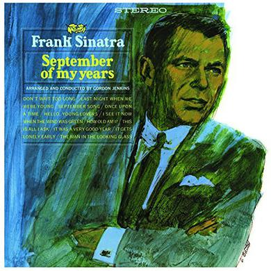 Frank Sinatra SEPTEMBER OF MY YEARS Vinyl Record