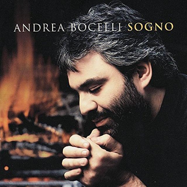 Andrea Bocelli SOGNO Vinyl Record