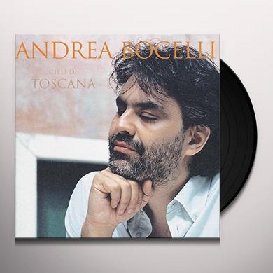 Andrea Bocelli CIELI DI TOSCANA Vinyl Record