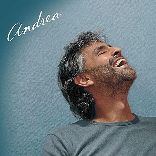 Andrea Bocelli ANDREA Vinyl Record