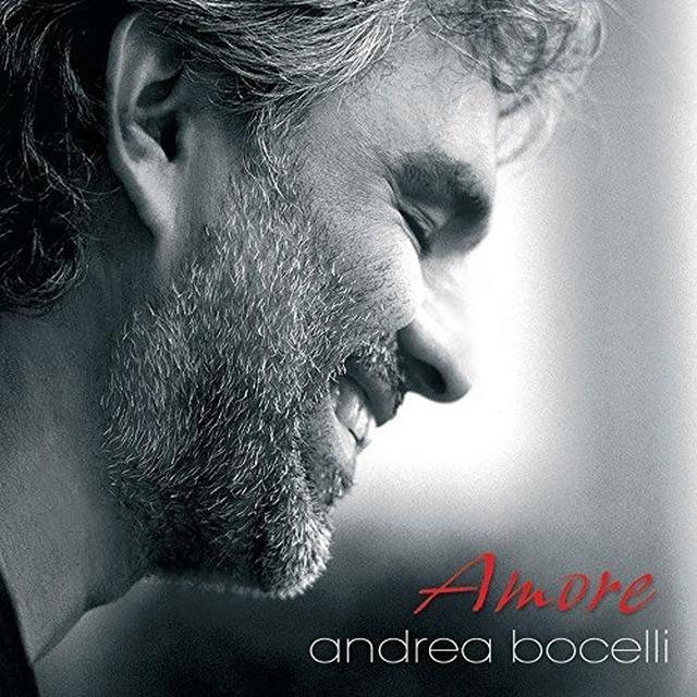 Andrea Bocelli AMORE Vinyl Record