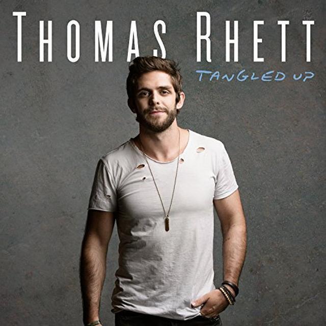 Thomas Rhett TANGLED UP Vinyl Record