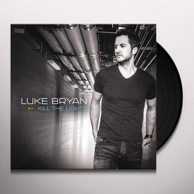 Luke Bryan KILL THE LIGHTS Vinyl Record