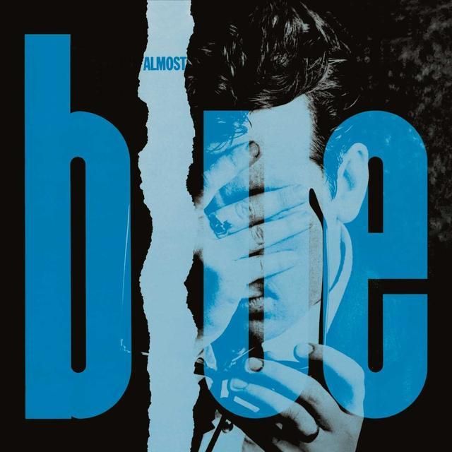 Elvis Costello ALMOST BLUE Vinyl Record