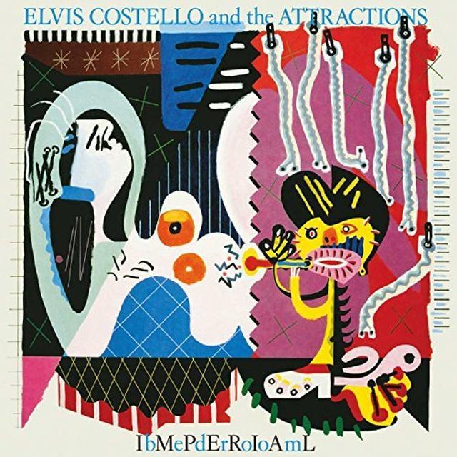 Elvis Costello IMPERIAL BEDROOM Vinyl Record