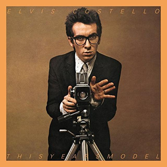 Elvis Costello THIS YEAR'S MODEL Vinyl Record