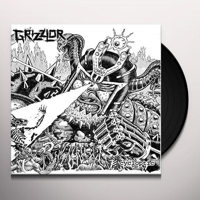 GRIZZLOR CYCLOPTIC Vinyl Record