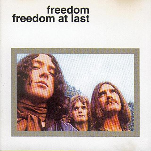 FREEDOM AT LAST Vinyl Record