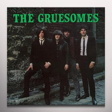 GRUESOMES GRUESOMANIA Vinyl Record - Colored Vinyl, Green Vinyl