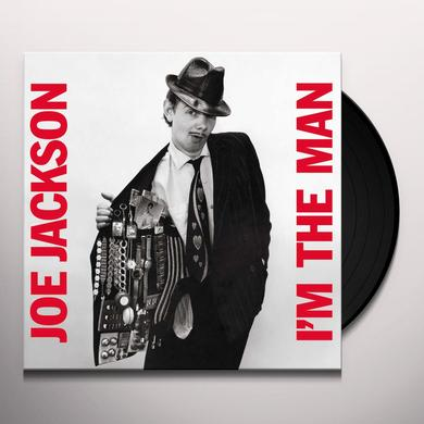 Joe Jackson I'M THE MAN Vinyl Record - Gatefold Sleeve, 180 Gram Pressing