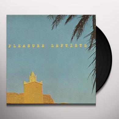 PLEASURE LEFTISTS WOODS OF HEAVEN Vinyl Record