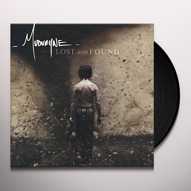 Mudvayne LOST AND FOUND Vinyl Record - Gatefold Sleeve, Limited Edition, 180 Gram Pressing