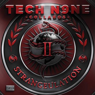 Tech N9Ne Collabos STRANGEULATION VOL II CD