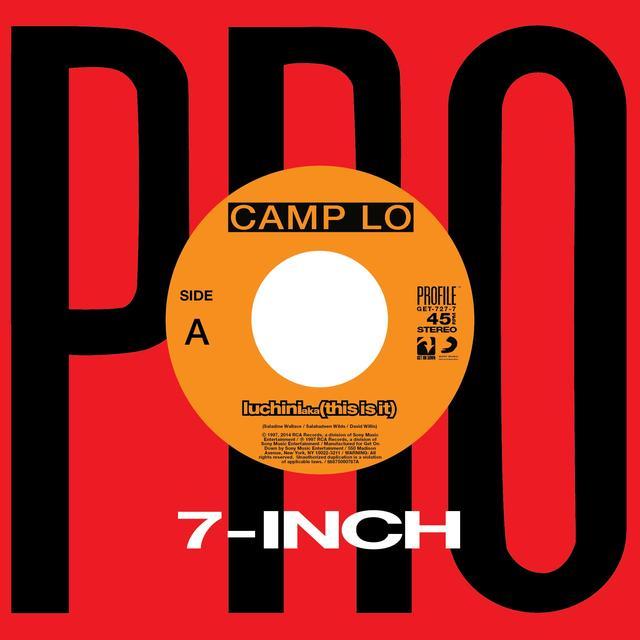 Camp Lo LUCHINI AKA (THIS IS IT) / SWING Vinyl Record