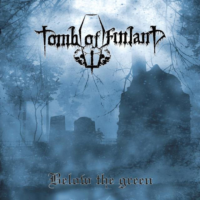 TOMB OF FINLAND BELOW THE GREEN Vinyl Record