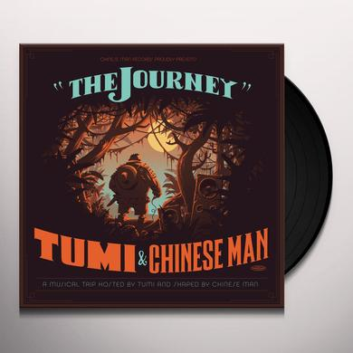 TUMI & CHINESE MAN JOURNEY Vinyl Record