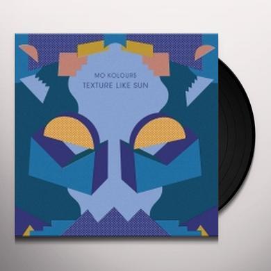 Mo Kolours TEXTURE LIKE SUN Vinyl Record