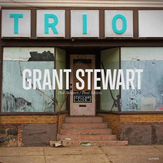 Grant Stewart TRIO Vinyl Record