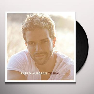 Pablo Alborán TERRAL Vinyl Record