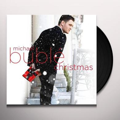 Michael Buble CHRISTMAS Vinyl Record
