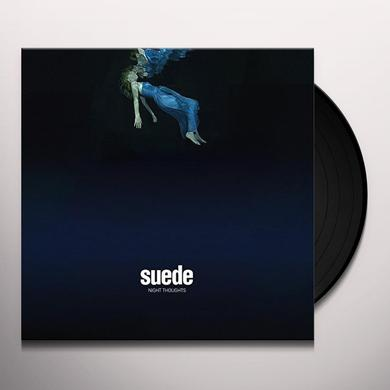 Suede NIGHT THOUGHTS Vinyl Record - UK Import