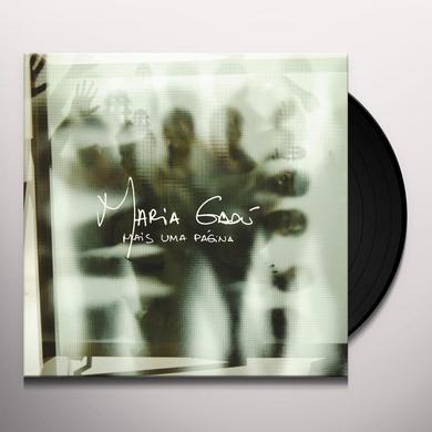 Maria Gadú MAIS UMA PAGINA Vinyl Record