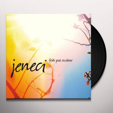 Marcelo Jeneci FEITO PRA ACABAR Vinyl Record