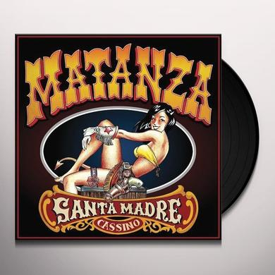 Matanza SANTA MADRE CASSINO Vinyl Record