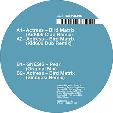 Actress BIRD MATRIX (REMIXES) Vinyl Record