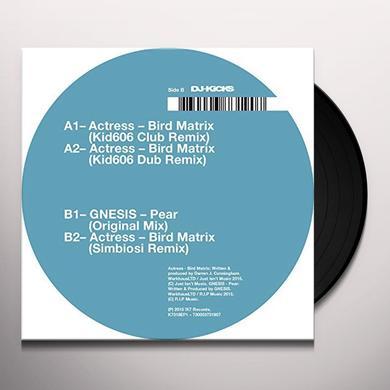 Actress BIRD MATRIX (REMIXES) Vinyl Record - UK Import