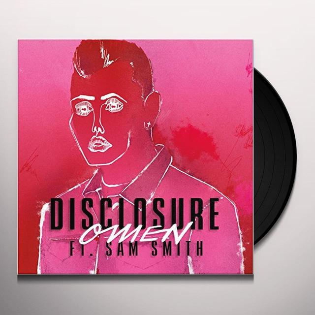 Disclosure / Sam Smith OMEN Vinyl Record