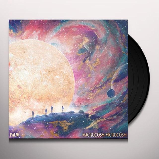PAUW MACROCOSM MICROCOSM Vinyl Record