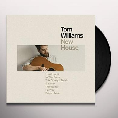 Tom Williams NEW GUITAR/NEW HOUSE Vinyl Record - UK Import