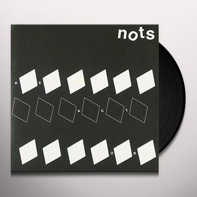 NOTS REACTOR Vinyl Record - UK Import