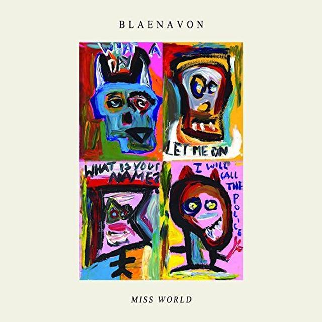 Blaenavon MISS WORLD EP Vinyl Record - UK Import