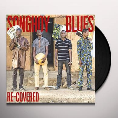 SONGHOY BLUES RE-COVERED Vinyl Record - UK Import