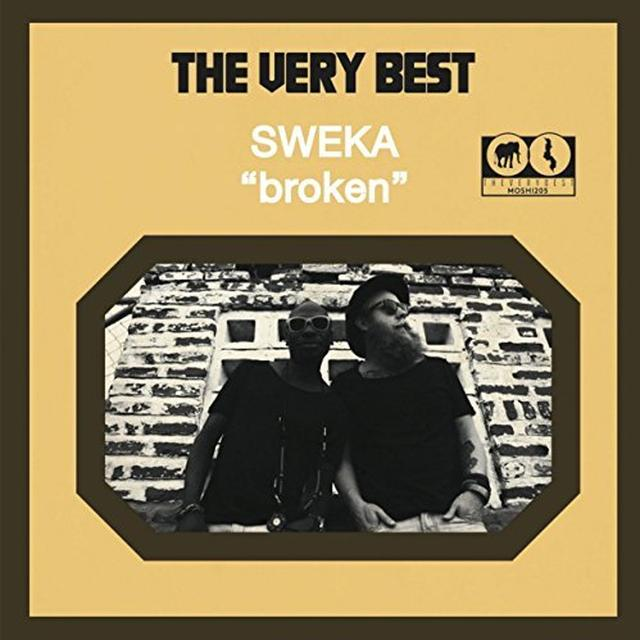 The Very Best SWEKA Vinyl Record - UK Import