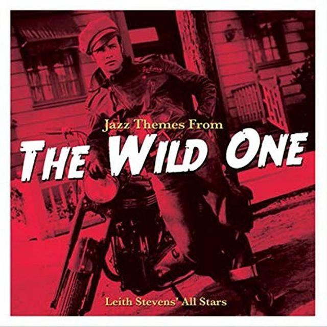 Leith All Stars Stevens JAZZ THEMES FROM THE WILD ONE / O.S.T. Vinyl Record - UK Import