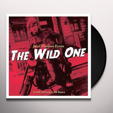 Leith All Stars Stevens JAZZ THEMES FROM THE WILD ONE / O.S.T. Vinyl Record