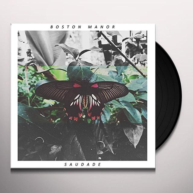 Boston Manor SAUDADE Vinyl Record - UK Import