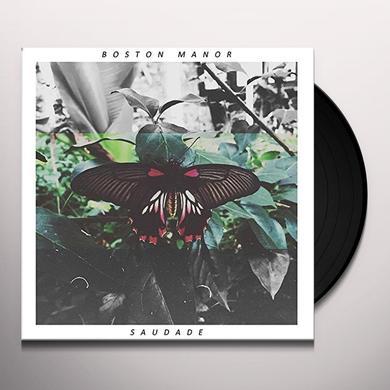 Boston Manor SAUDADE Vinyl Record - UK Import