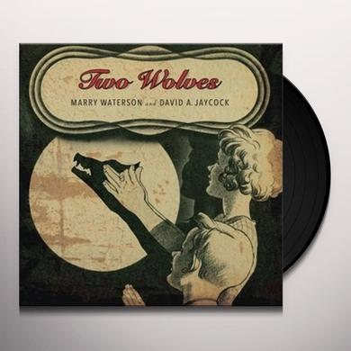 Marry Waterson / David A Jaycock TWO WOLVES Vinyl Record - UK Import